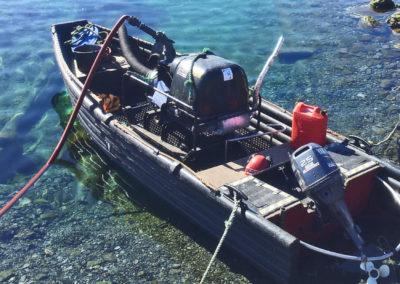 EB_marine_PE_ledning_ror_senking_pumpe_pigging_utstyr_dykker_yrkesdykker